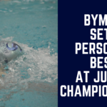 Byman sets personal records at Speedo Winter Jr Championships
