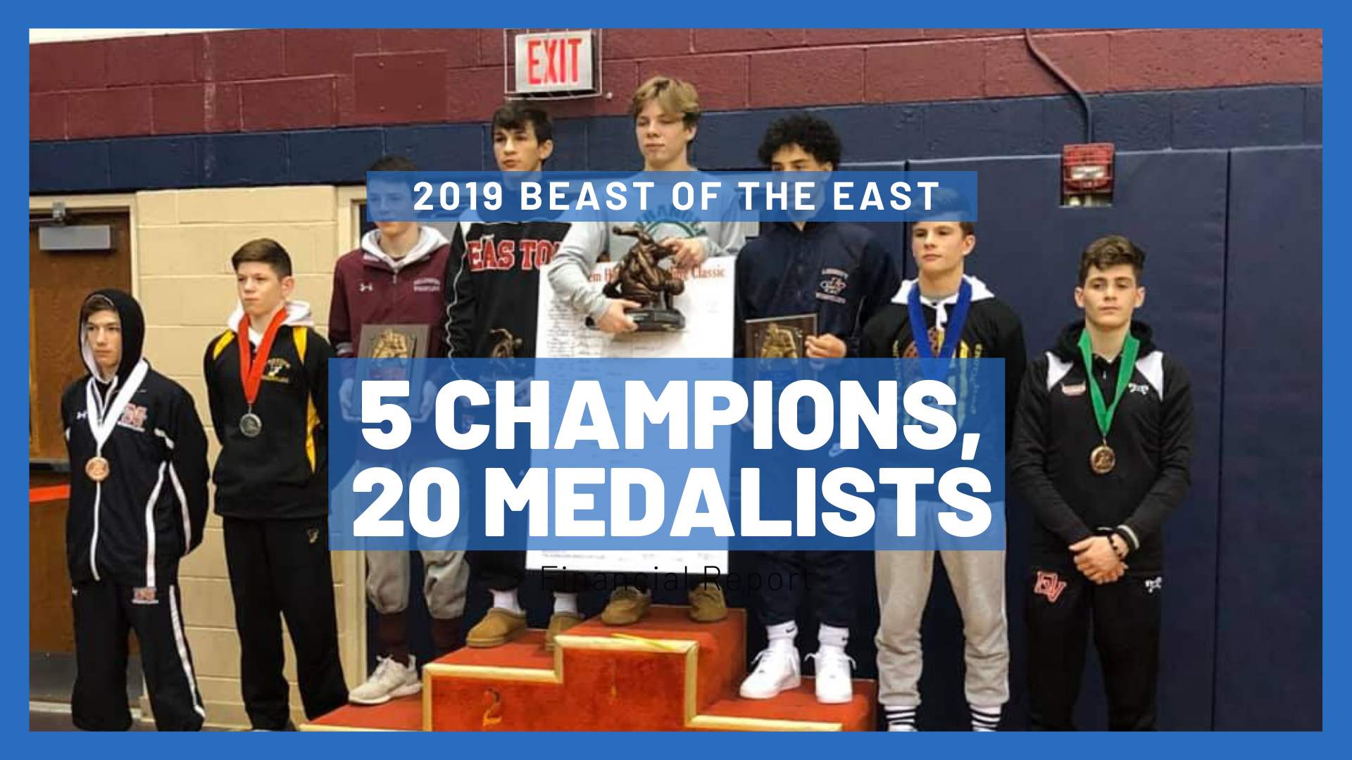 2019 Beast of the East 3