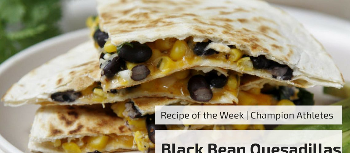 Recipe of the Week - Champion Athletes
