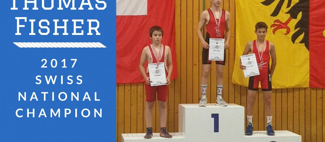 Swiss National Champ 3